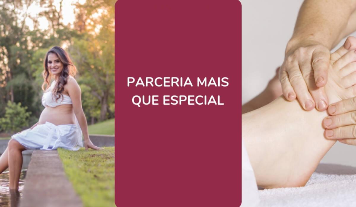 drenagem linfática e 20% de desconto em fisioterapia pélvica de Comprou ganhou