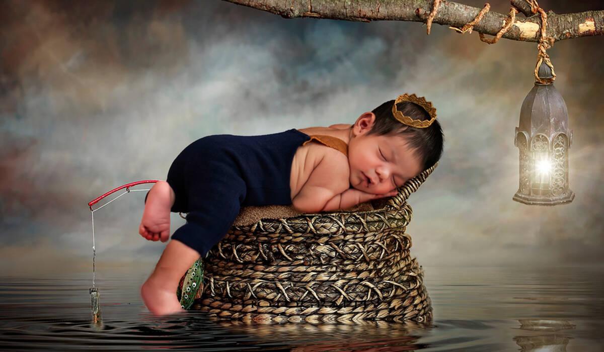 Recém Nascido (Newborn) de Luan