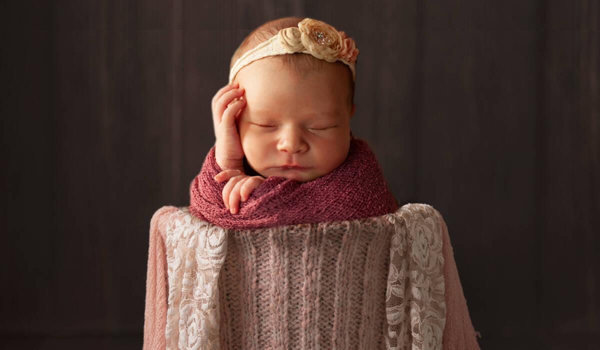 Recém Nascido de Luiza