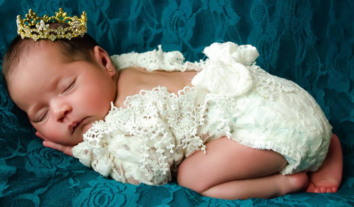 Recém Nascido de Maria Luiza