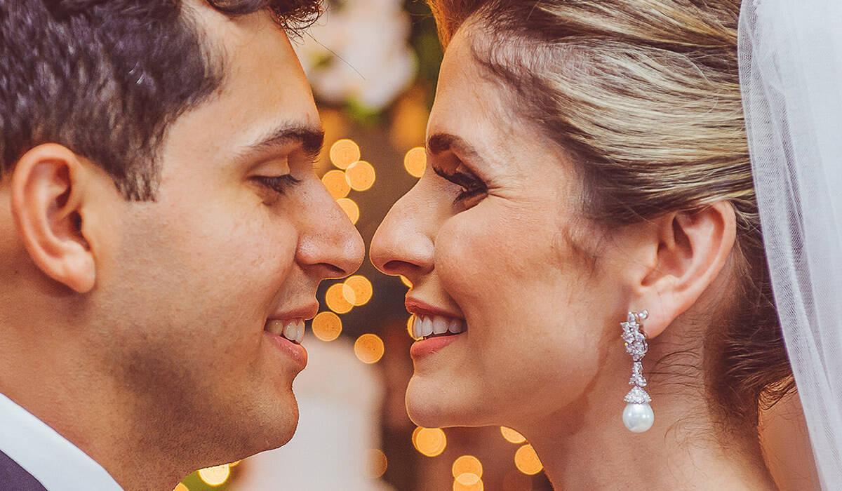 Casamentos de Érica e Júnior
