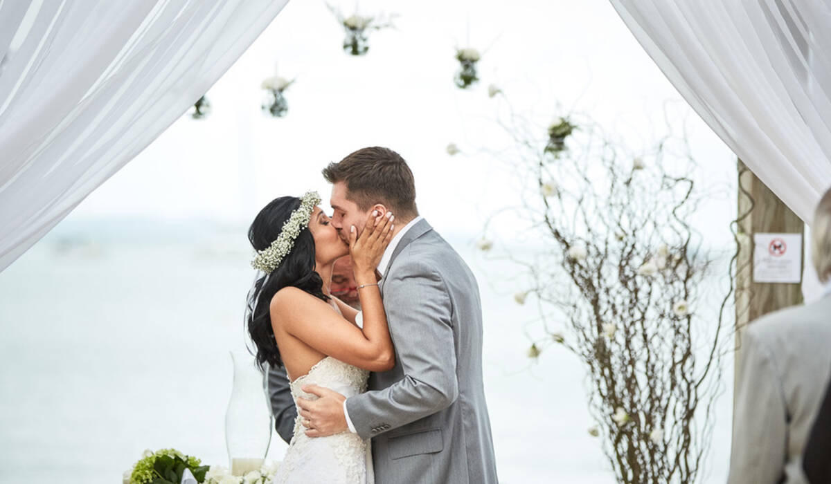casamentos de Dani e Leo