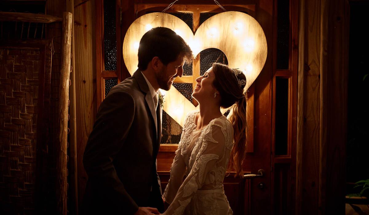 casamento de Mari e Gustavo