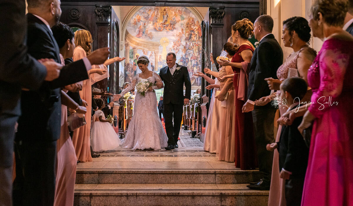 de Fotografia de Casamento