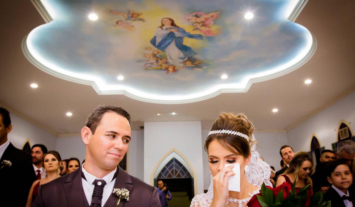 Casamento de Diego e Ranna