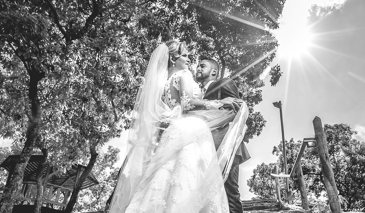 Casamentos de Stefânia e Rafael