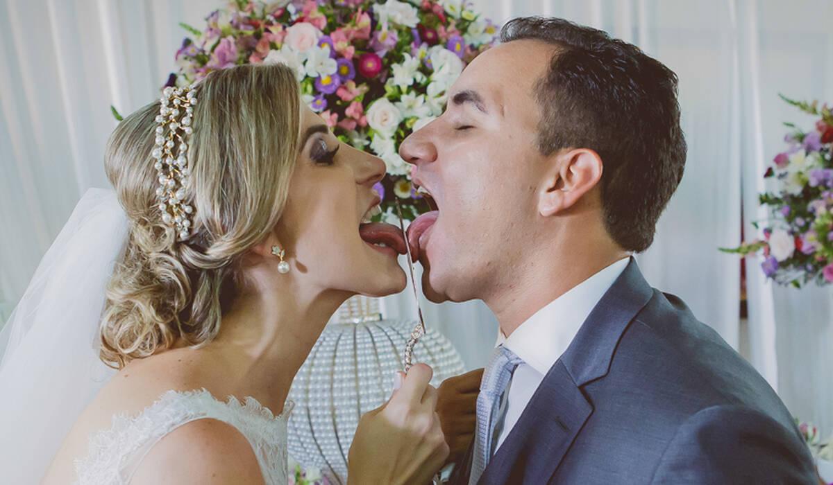 Casamentos de Fabiana e Marcos