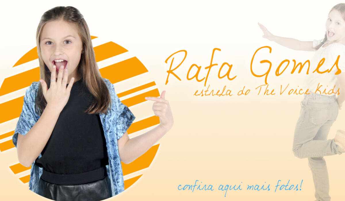 Book Teen de Rafa Gomes