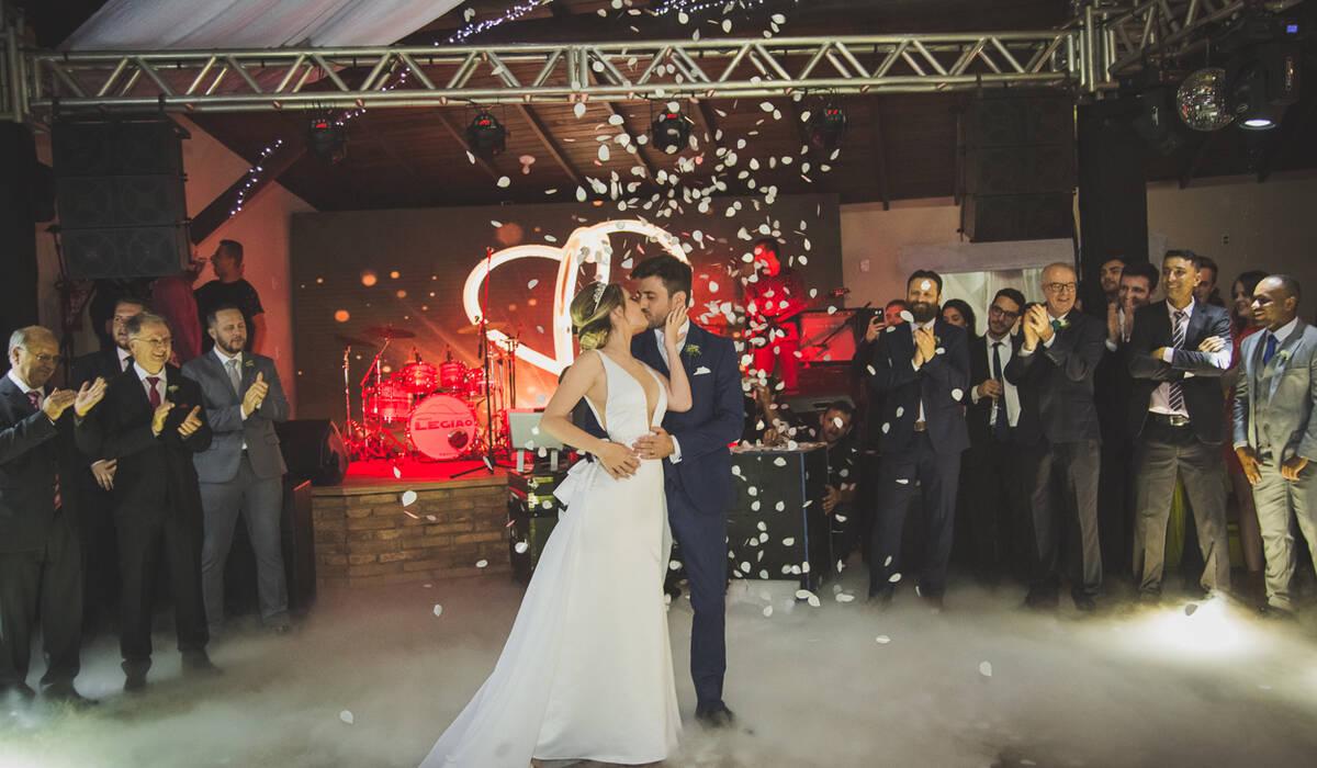 Wedding de Gustavo e Marina