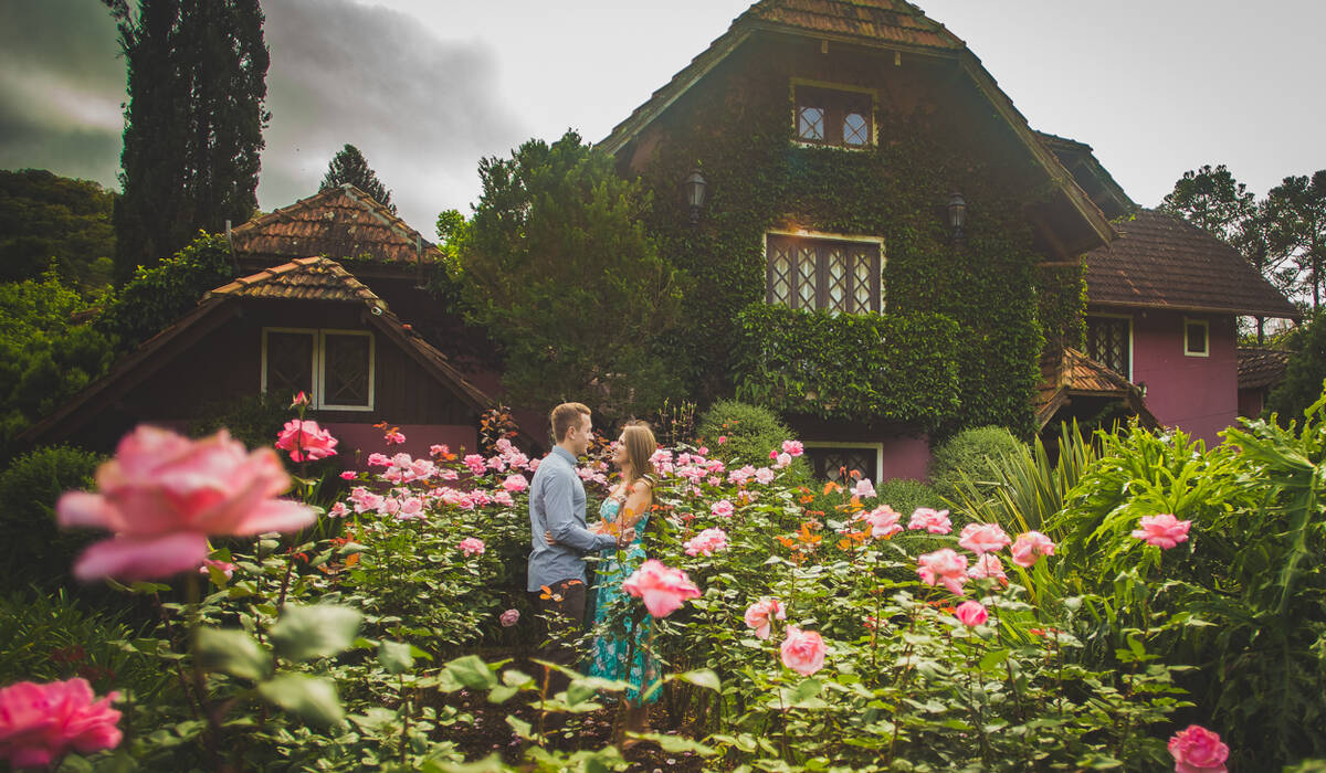 Pre Wedding de Felipe e Tamirys