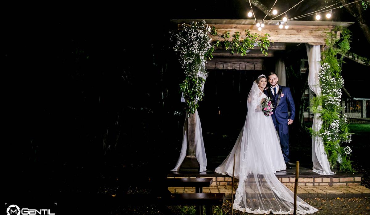 Wedding de Willian e Aline