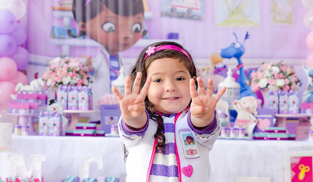 Infantil de Drª Maria Clara - 04 anos