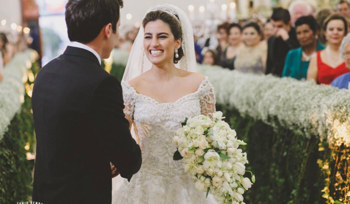 Casamentos de Maria Beatriz e Pedro