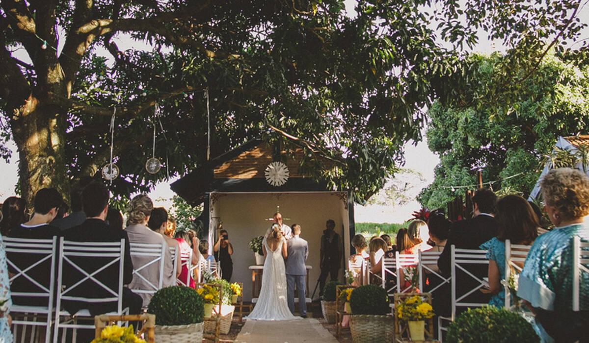 Casamento de Letícia e André