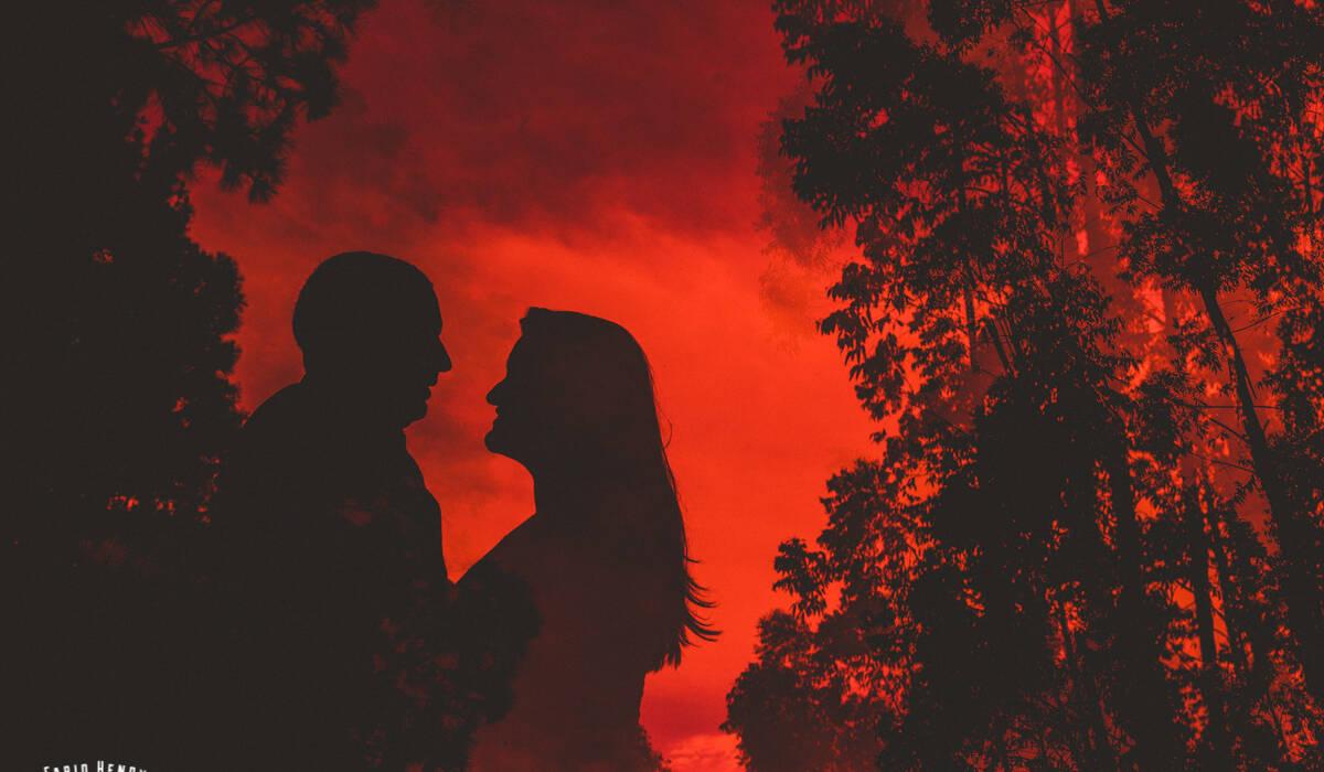 Pré casamento de Ana Carolina e Bruno