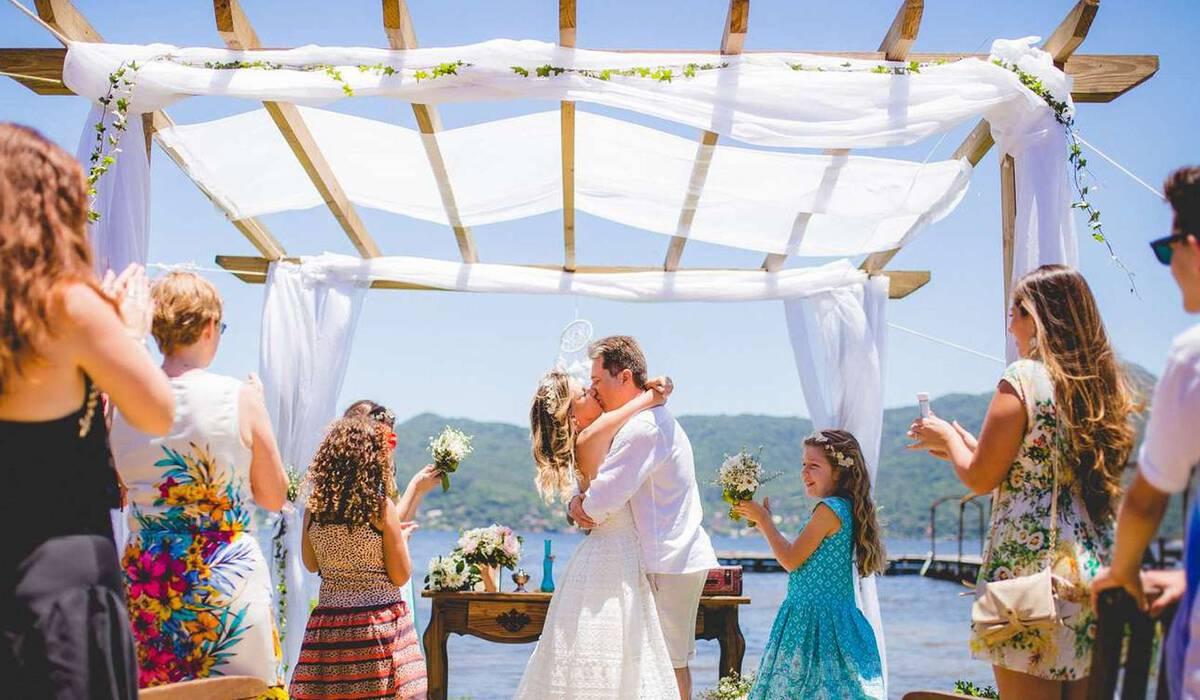 Casamentos de Camila e Nelson