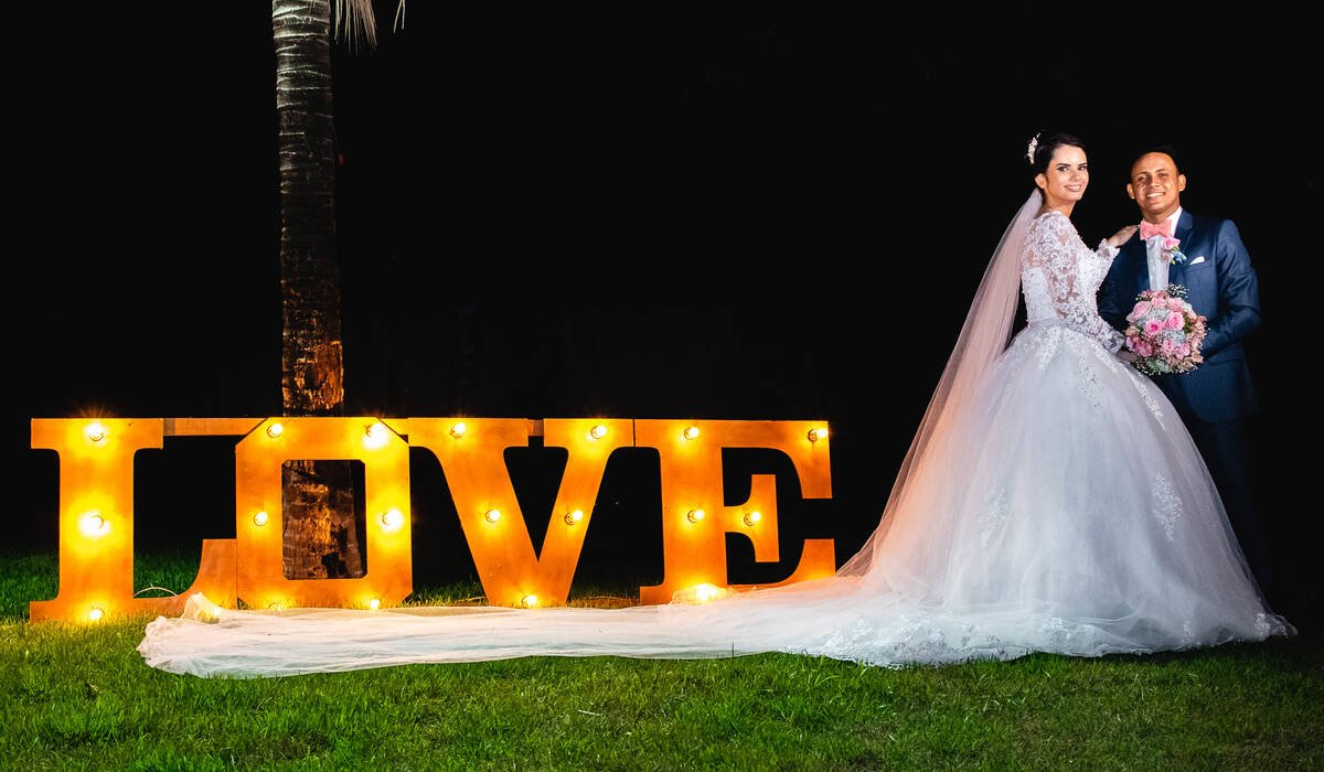 WEDDING de DANIELLY & DIEGO