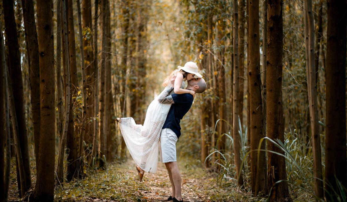 ENSAIOS de PRÉ-WEDDING