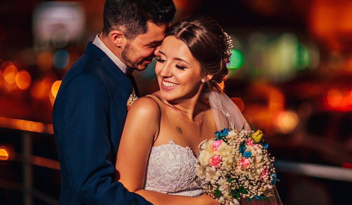 Casamento de Danielle & Lucas