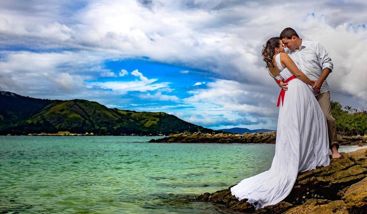 Trash the Dress de Michele & Diego