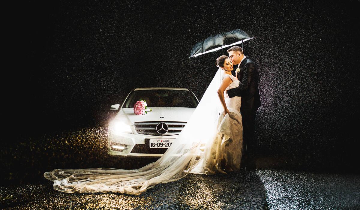 Casamento de Vivian & Ronaldo