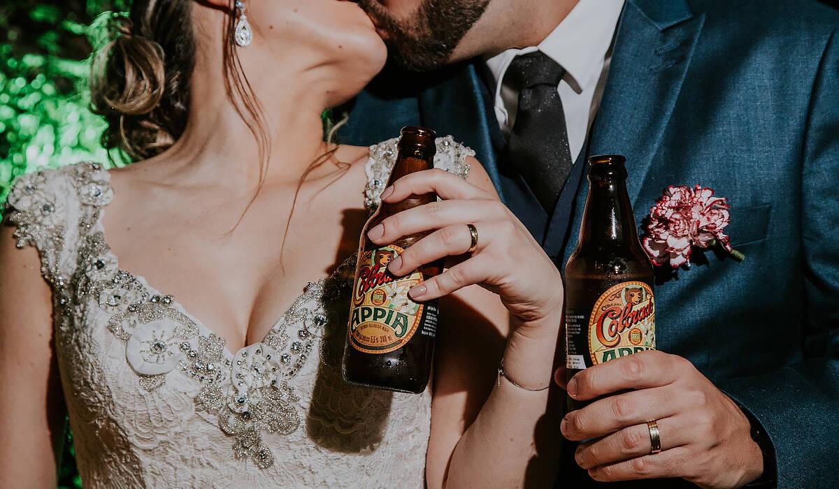 Mini-Wedding de Ana Lara e Marcelo
