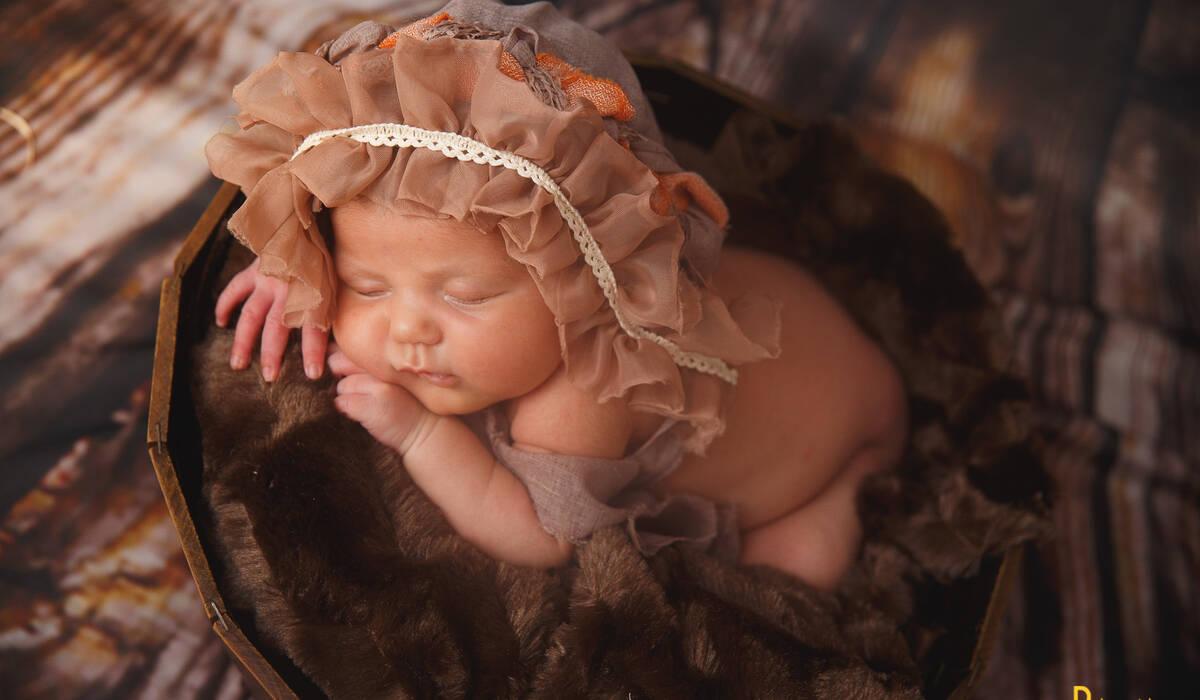 Newborn de Maria Luíza