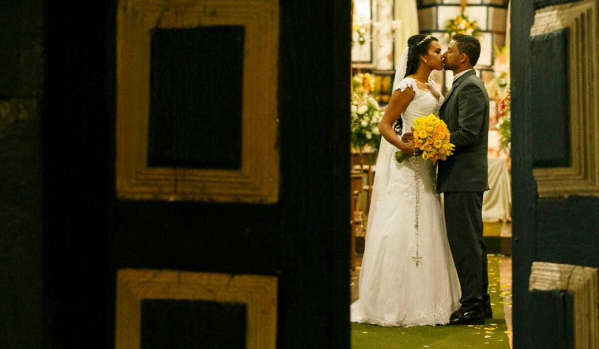 Fotografia de Casamento em Chapada do Norte de Adrielle e Wagner