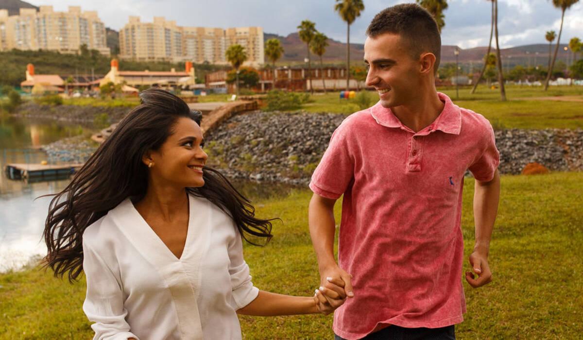 Ensaio Pre-Wedding em Belo Horizonte de Adriana e João