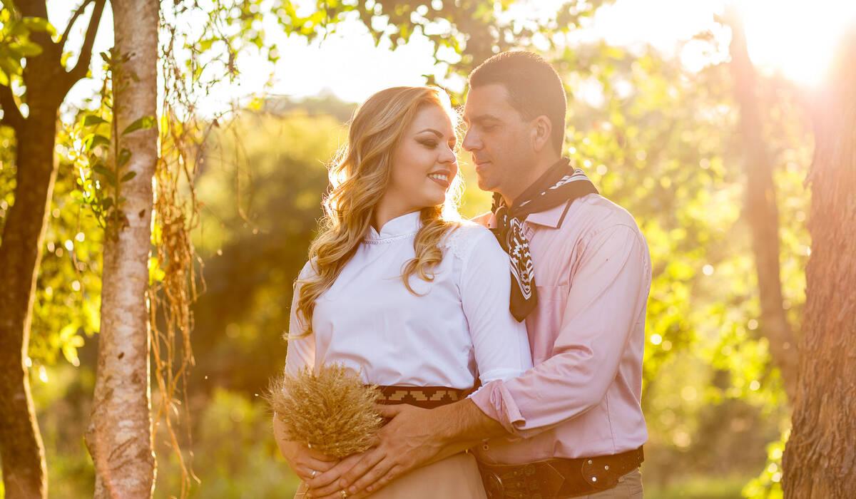 Pré wedding de Thairine e Luciano
