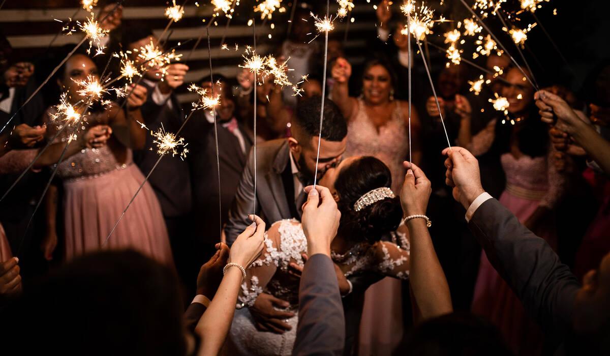 Casamento de Taís e Jessé