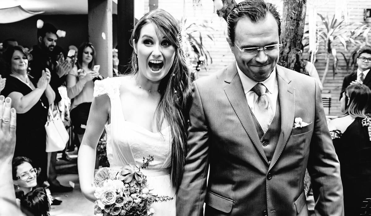 Casamento de Carla + Will