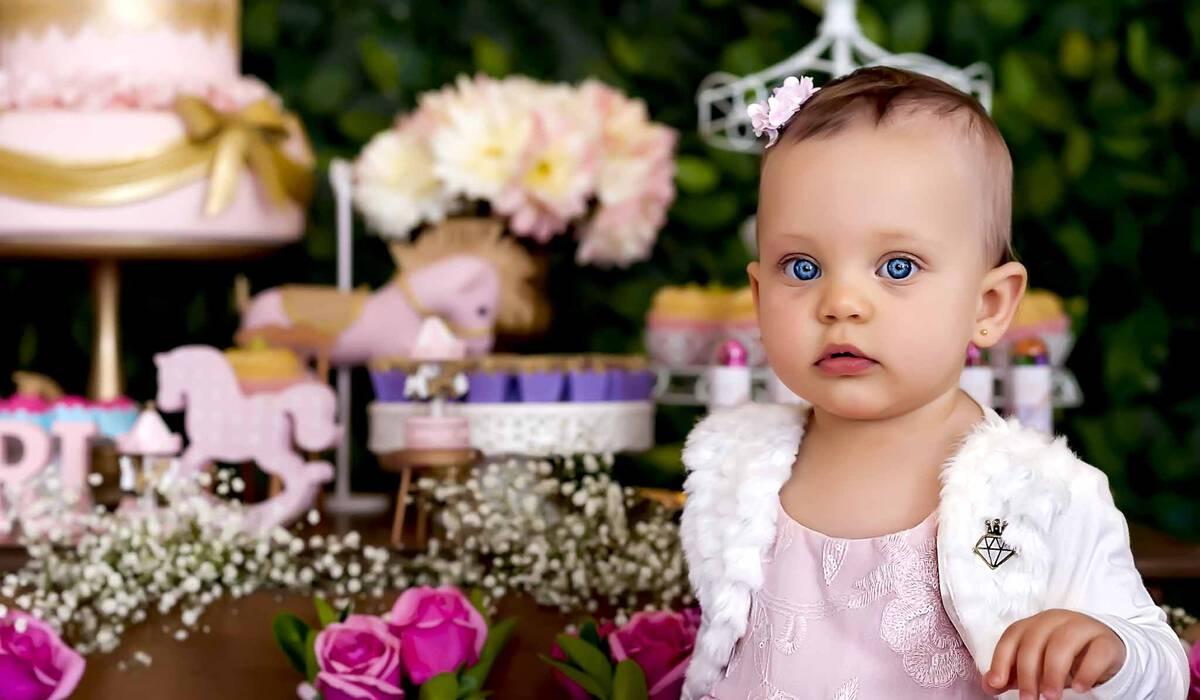 de Aniversário Infantil