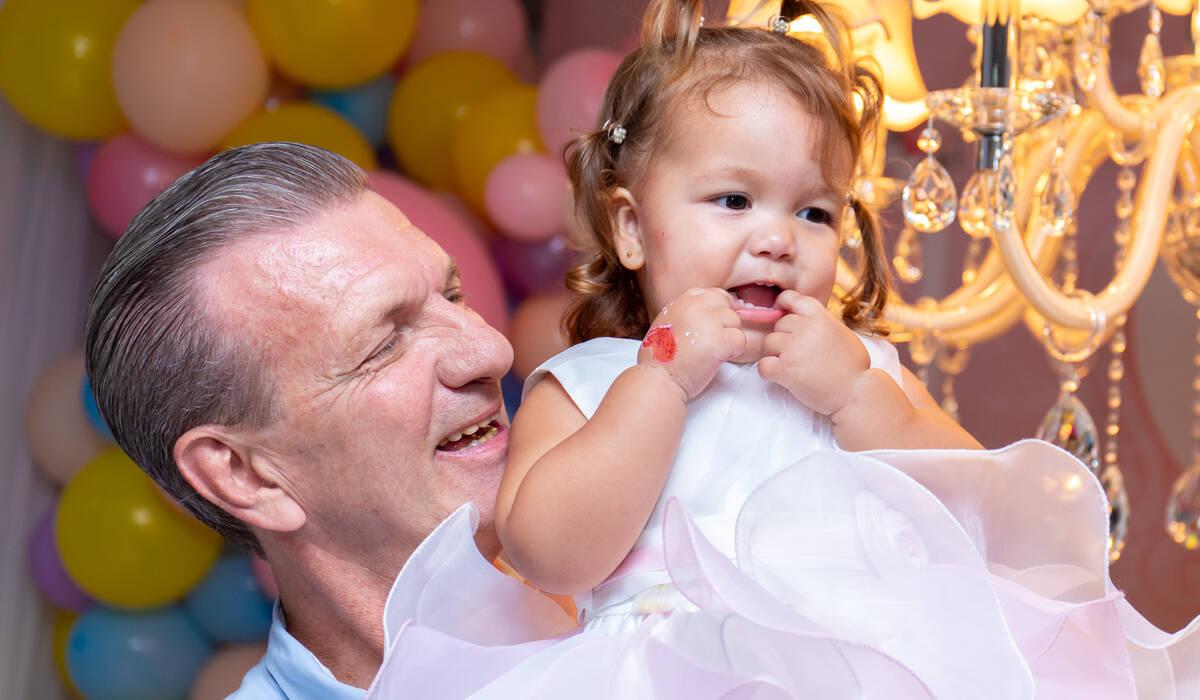 Aniversário de 2 anos de Ailla Dresch