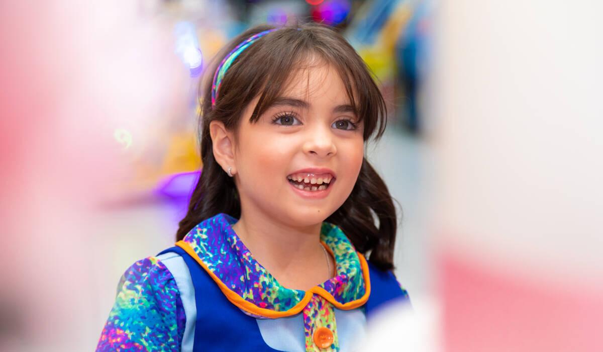 Aniversário de 6 anos de Helena