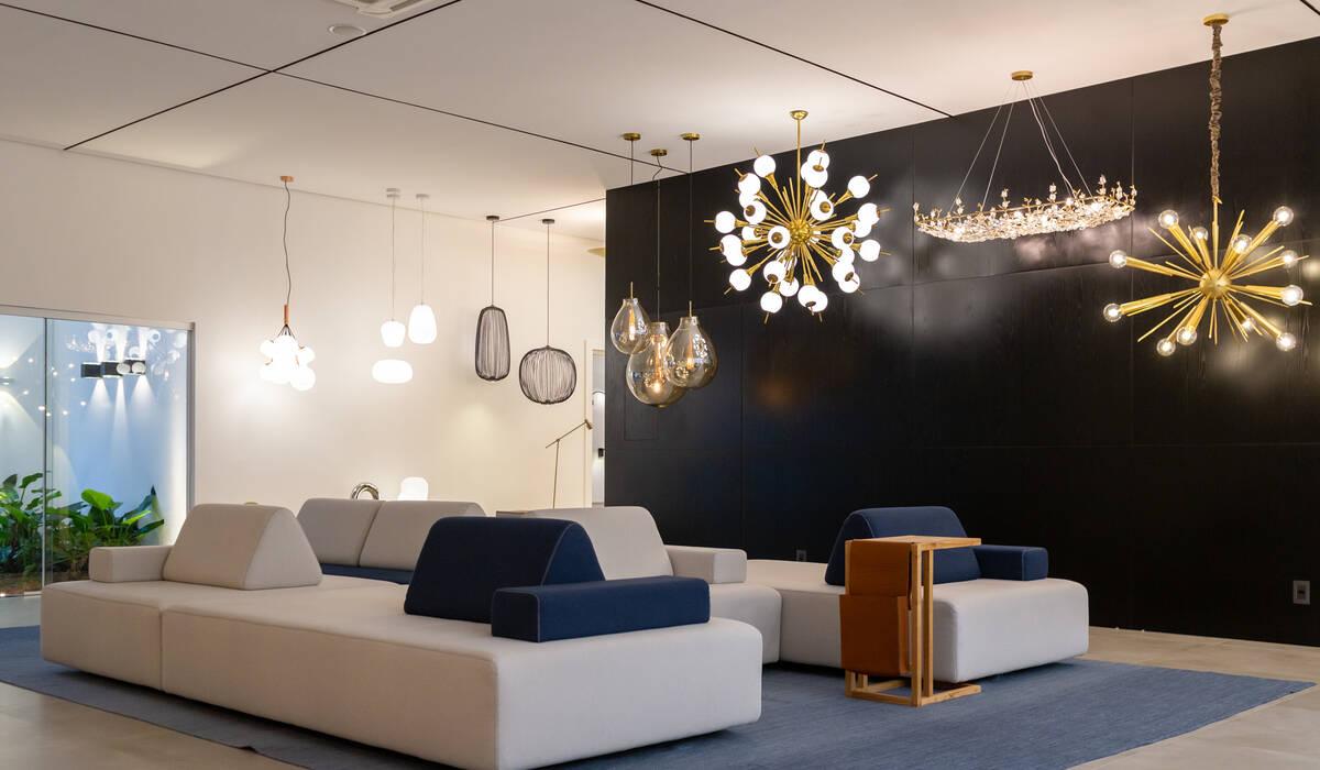 Open Store de Dimel Iluminação