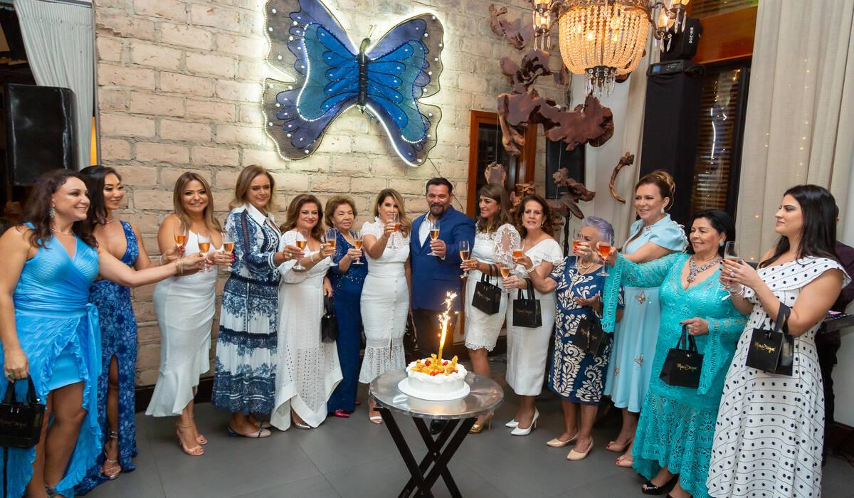 Festa de 27 anos de colunismo de Tamires Ferreira