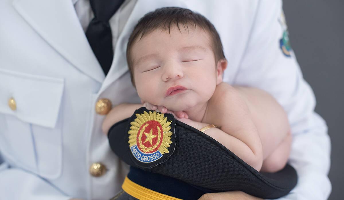 Ensaio Newborn de Newborn do Murilo, com 10 dias