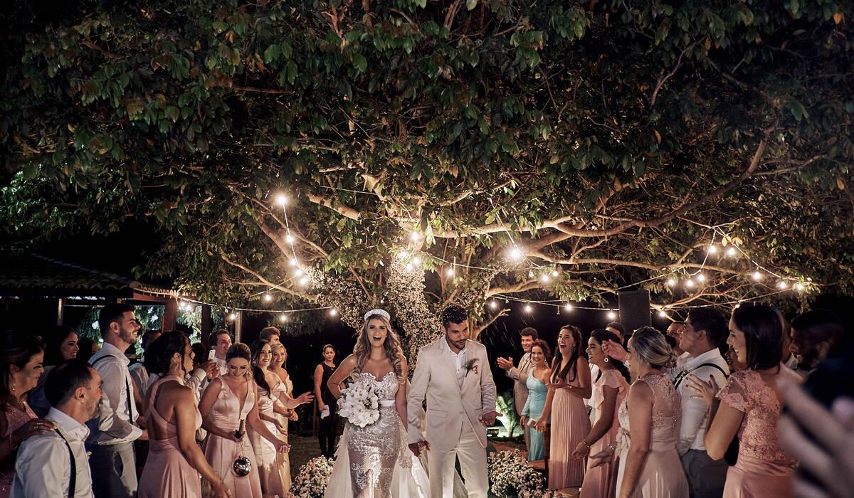 Casamento de Graça e Antoni