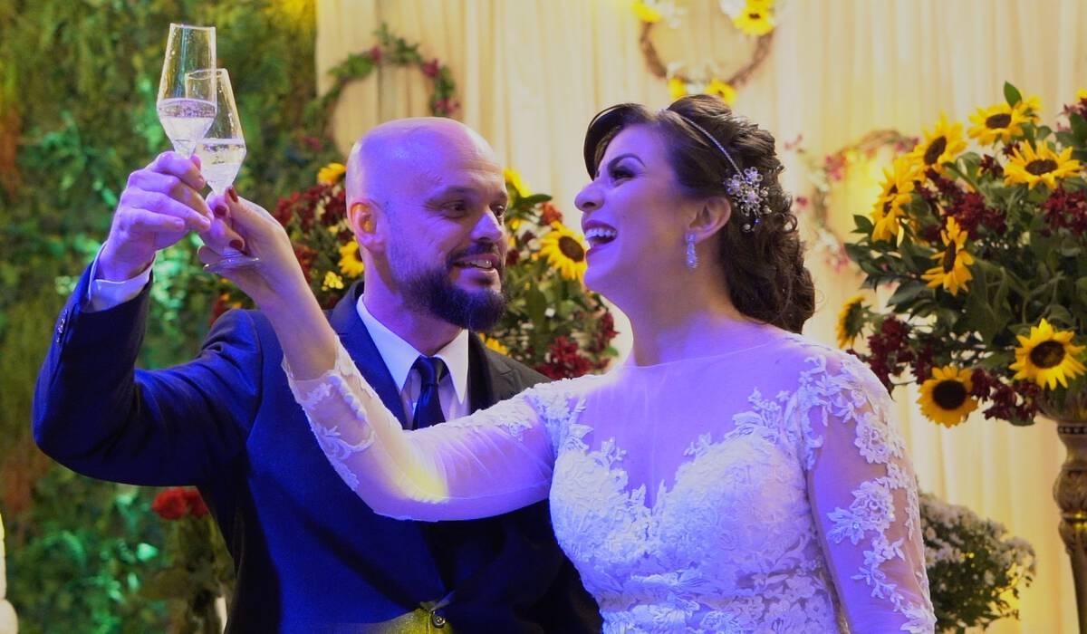 Larissa & Vicente  de Wedding Trailer