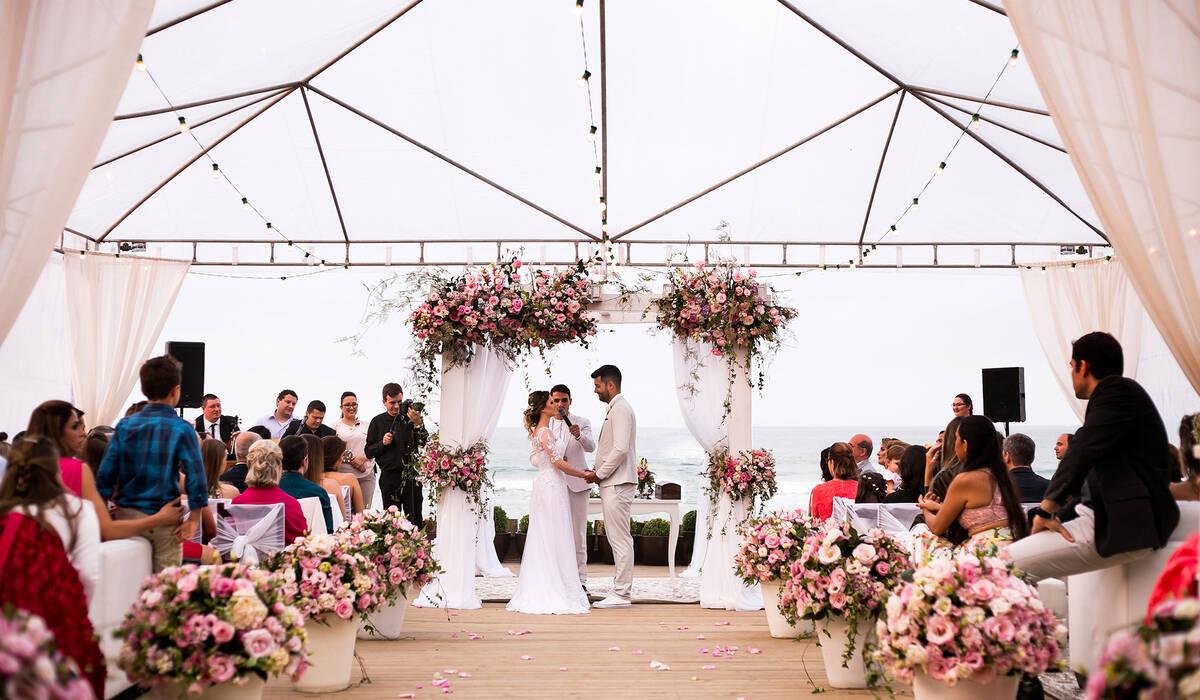 Casamento de Luiz Felipe e Karine