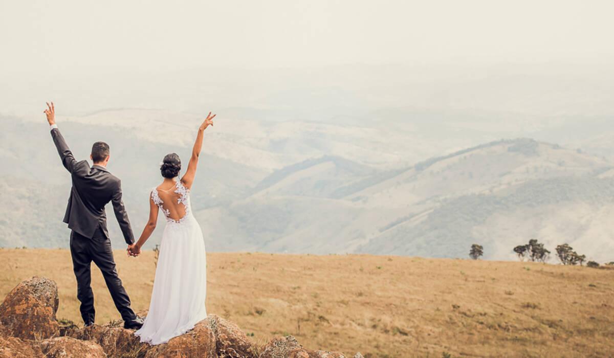 Pós Casamento de Luciane e Davidson