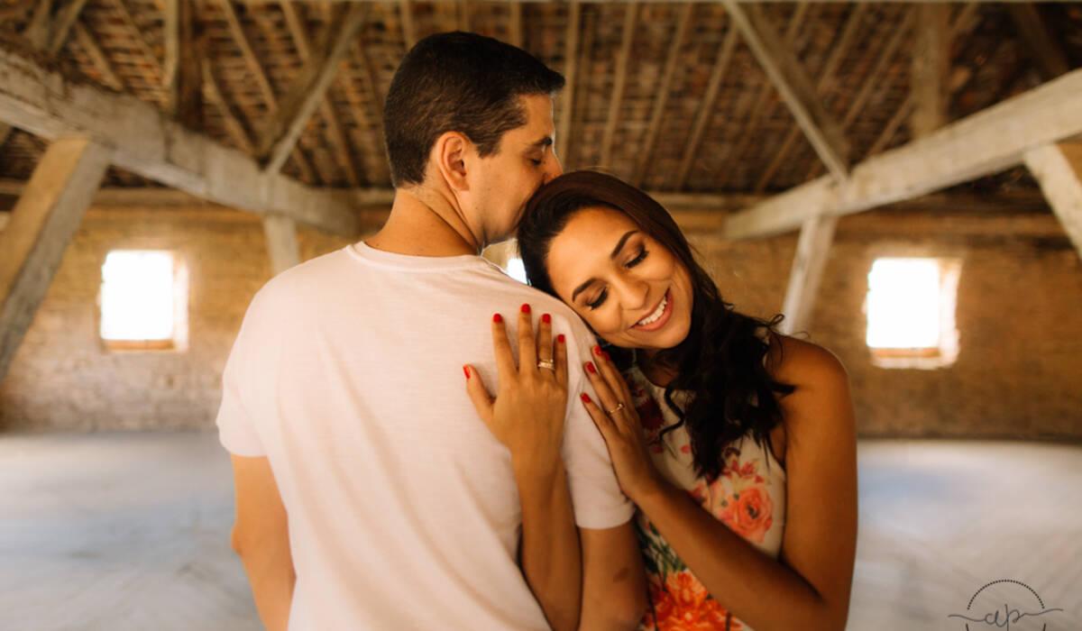 Fazenda Ipanema de Ensaio Pré Casamento
