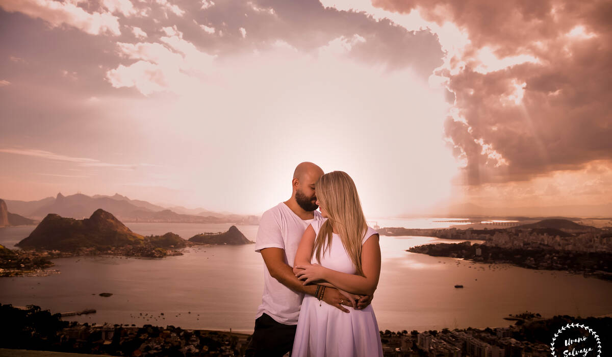Ensaio Pre Wedding de Erika e Matheus
