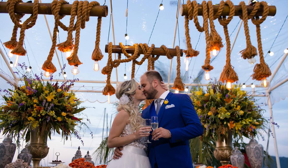 Casamento de Larissa e Thiago