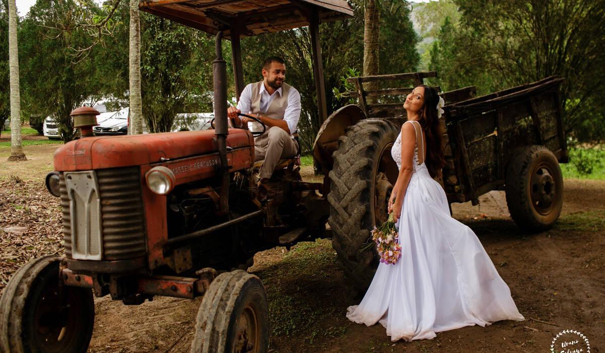 Casamento de Lud e Rafa