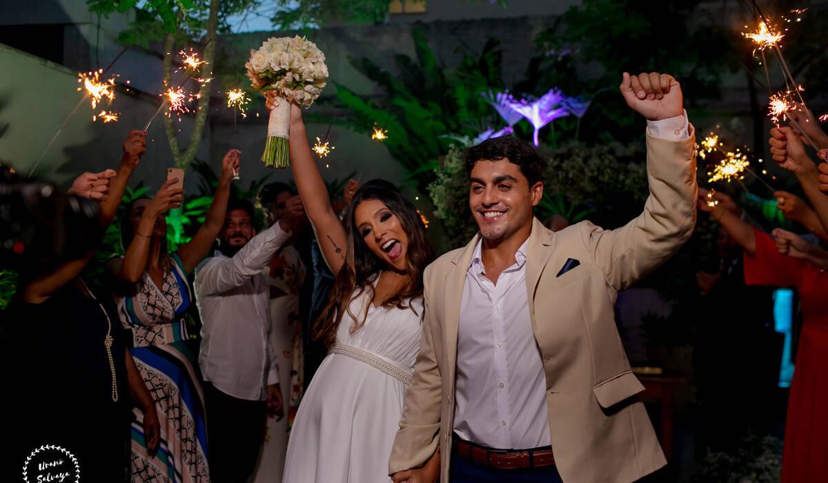 Casamento de Paula e Lucas