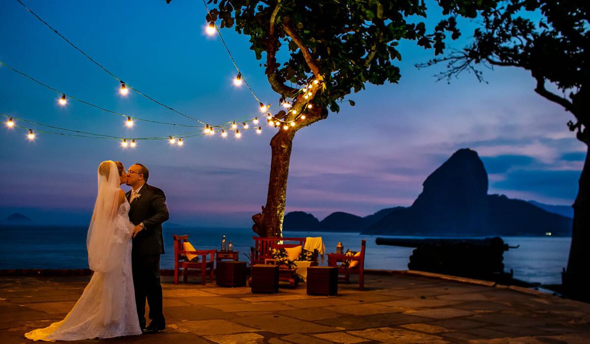 Casamento de Fernanda e Diego