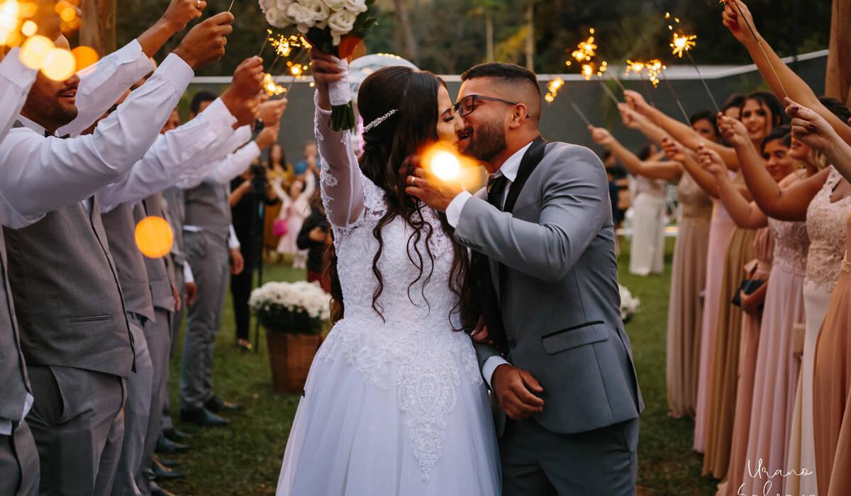 Casamento de Sarah e Matheus