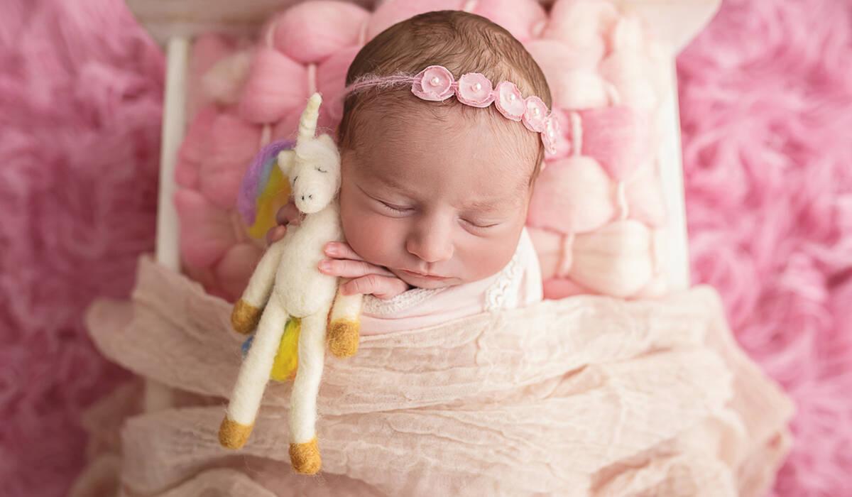 Ensaio Newborn de Alice